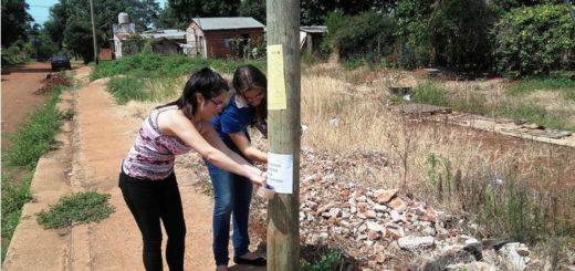 Inspección de baldíos: más de 2000 propietarios fueron sancionados en Posadas