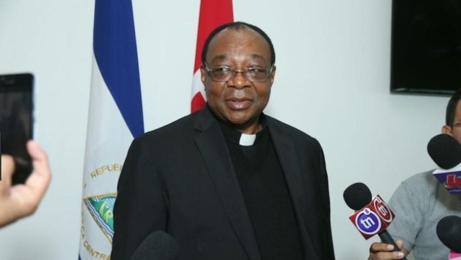 Francisco designó a un arzobispo congoleño como el nuevo nuncio apostólico en la Argentina