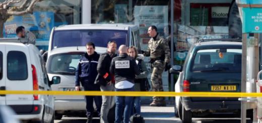"""Toma de rehenes en Francia: fue abatido el """"soldado del Estado Islámico"""" que mató a tres personas"""