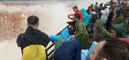 Casi 12 mil personas visitaron Cataratas este Viernes Santo