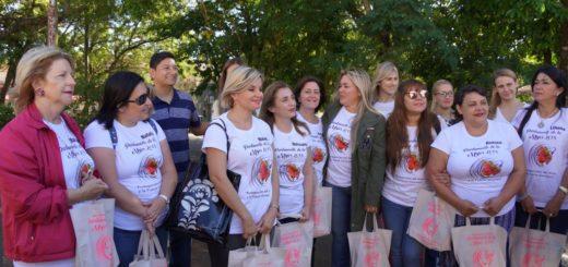 Diputadas de diferentes bloques partidarios realizan actividades conjuntas por el Mes de la Mujer