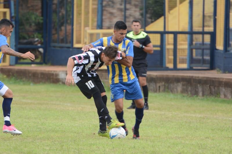 Federal C: Mitre se quedó con el duelo de ida frente a Atlético Posadas