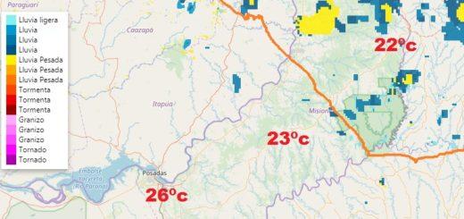 Desde Alerta Temprana advierten sobre fuertes lluvias para la zona de San Pedro