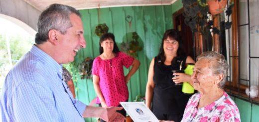"El Gobernador Passalacqua destacó el éxito del plan provincial""Mi Titulo"""