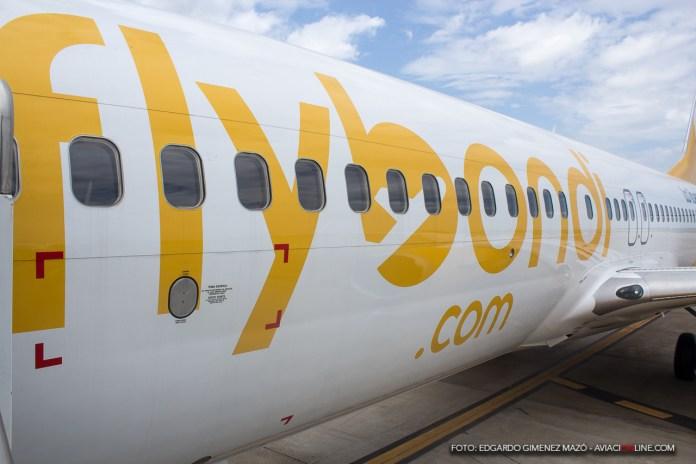 Flybondi empezó a operar en Corrientes