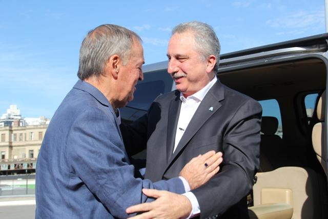 «Con Córdoba nos une una misma visión de país federal», remarcó Passalacqua