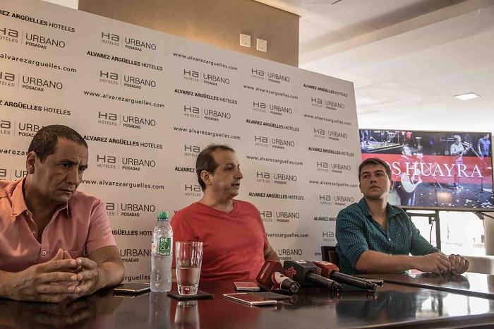Conocé los detalles de los shows de Los Huayra y el Grupo Revelação en Posadas…En Compras Misiones adquirís las entradas…