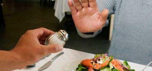 Semana de concientización sobre el consumo de sal: ¿cómo disminuir su consumo?