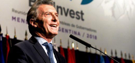 """Macri en la cumbre del BID en Mendoza: """"Hoy en la Argentina hay reglas de juego claras"""""""