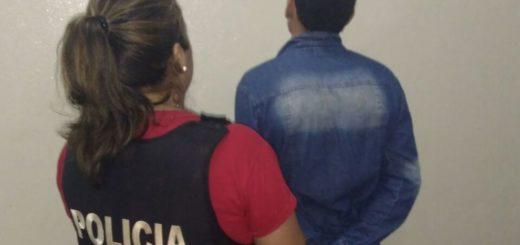 Eldorado: hay un detenido por el violento asalto en la mueblería de la avenida San Martín