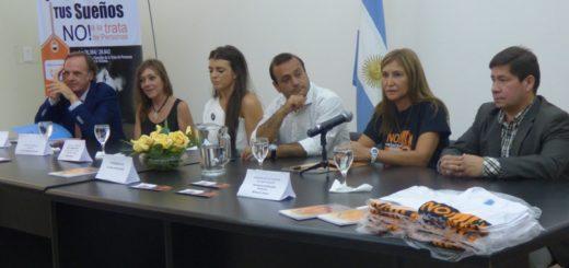 Firmaron un convenio para mejorar el refugio para víctimas del delito de trata de personas