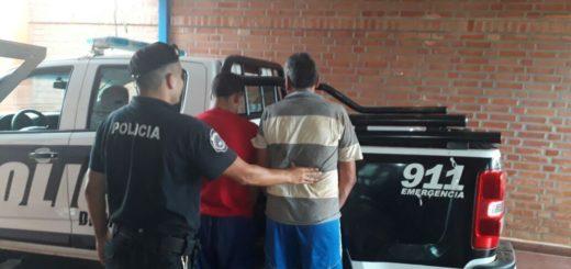 Apresan a un hombre en Posadas acusado de haberle suministrado drogas a sus hijas