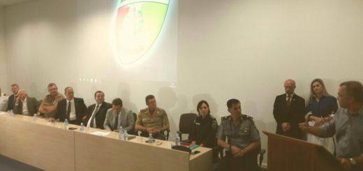 Cerró el operativo de Verano en Brasil con participación de la Policía de Misiones