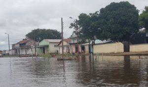 Por las inundaciones declaran la emergencia en la región del Alto Paraguay