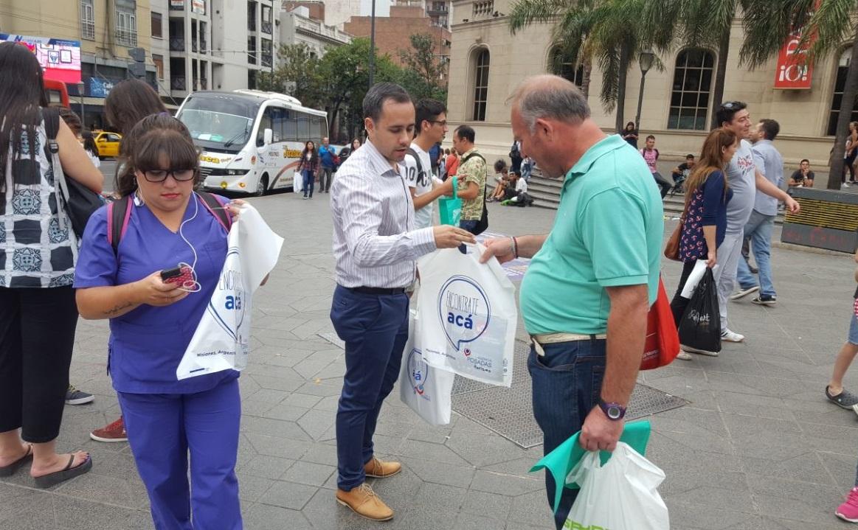 La Agencia Posadas Turismo promocionó a la capital provincial en Córdoba