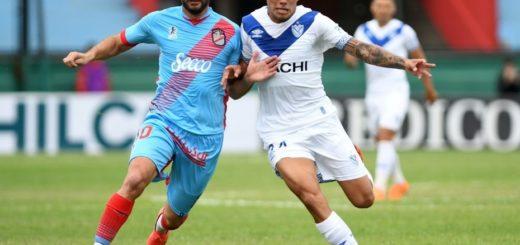Superliga: el empate le cayó mejor a Vélez que a un Arsenal casi condenado