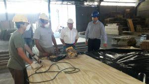 Corrientes estudia propuestas de prototipos de casas de madera para desarrollar el plan habitacional de la provincia