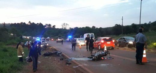 El choque de motos de Campo Ramón se cobró su tercera víctima fatal