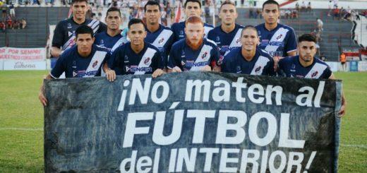El Consejo Federal aprobó la reestructuración del fútbol del interior