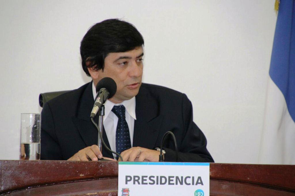 Losada enumeró los logros de su gestión durante su discurso de apertura de las sesiones ordinarias del Concejo Deliberante de Posadas
