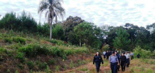 Con un intenso operativo buscan en Campo Grande a una niña que habría sido llevada por un hombre que ya fue detenido