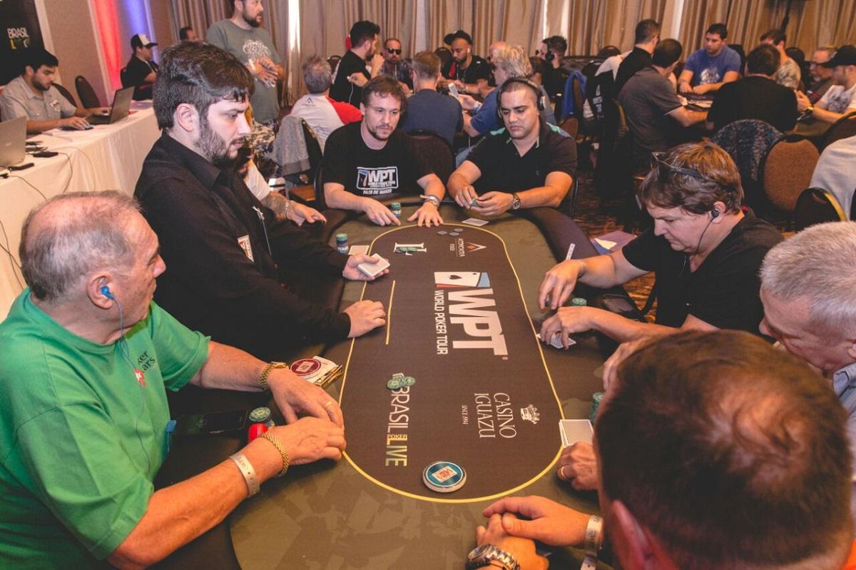 Con más de mil jugadores de todo el continente, comenzó la fecha argentina del World Poker Tour en el Casino Iguazú