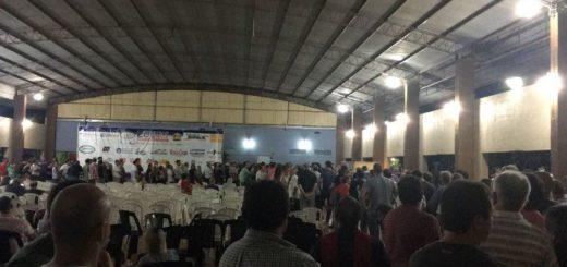 Comenzaron a votar en la Asamblea del #PiraPytá