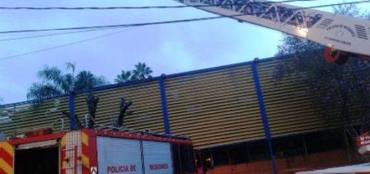 """Incendio en la Municipalidad de Encarnación: """"creo que en estos días se darán algunos resultados de las pericias"""""""