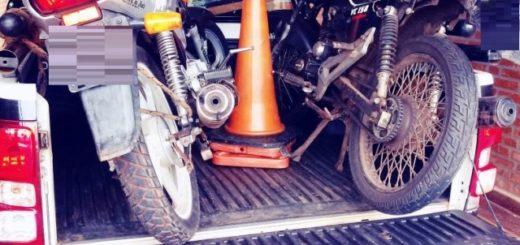 Varias motos secuestradas y detenidos en operativo de seguridad en Posadas
