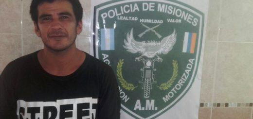 Un sujeto fue detenido por robo en Posadas