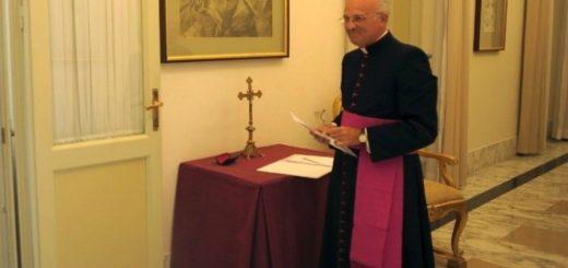 Francisco designó a Alfred Xuereb como nuevo nuncio apostólico en Corea del Sur y Mongolia