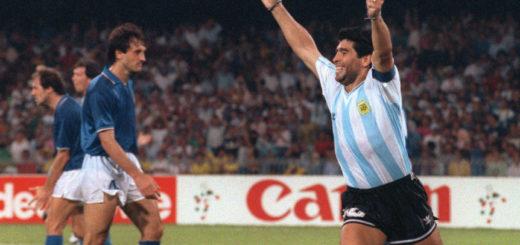 Fútbol: el historial entre Argentina e Italia