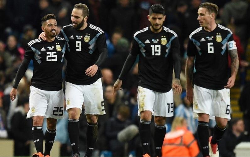 Amistoso Internacional: vea los goles del triunfo de Argentina frente a Italia