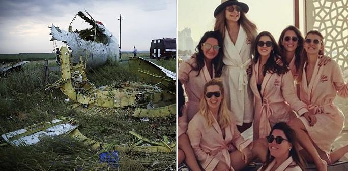 Se estrelló un jet privado y murieron ocho chicas millonarias que volvían de una fiesta