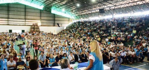 """Más 5000 asistentes participaron de la tercera jornada de """"Actualización Académica en Sindicalismo, Política y Pedagogía"""" que organizó la UDPM"""