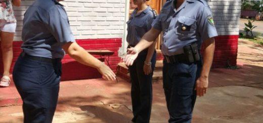 Asumió la nueva jefa de la Comisaría de la Mujer de Puerto Iguazú