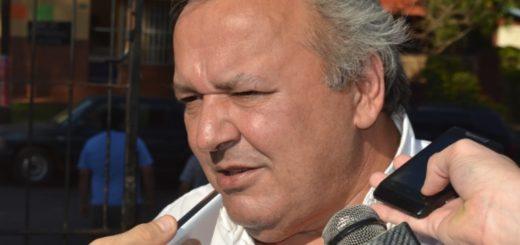 """Estoy orgulloso de esta obra del presidente Macri que se llama Plan Belgrano"", manifestó Hernán Damiani"