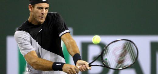 Indian Wells: Juan Martín del Potro venció a Philip Kohlschreiber y está en semifinales