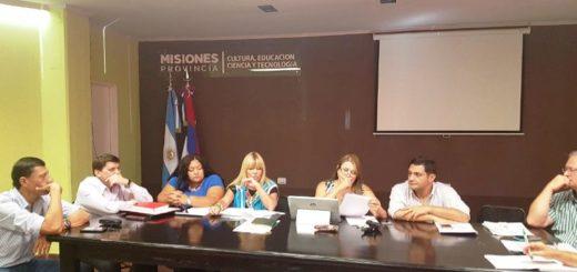 En reunión de Mesa de Diálogo Docente la UDPM solicitó pago de proporcional vacaciones