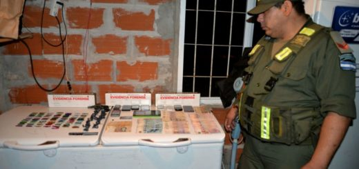 Corrientes: desarticularon la principal boca de expendio de narcomenudeo de la ciudad de Bella Vista