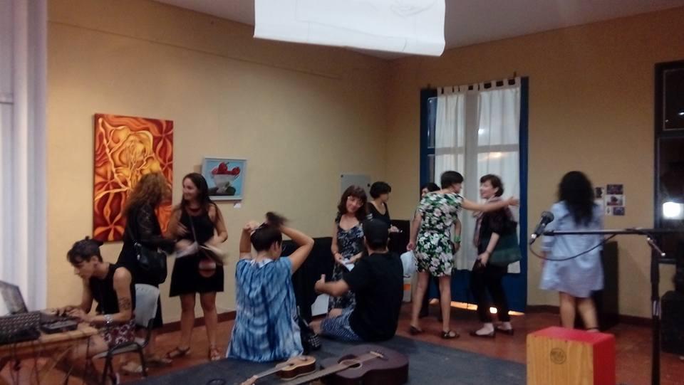 Nosotras Proponemos: Siguen las actividades artísticas de mujeres en toda la Provincia