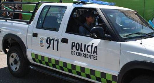 Se incendió una casa en Itatí y dos hermanitos sufrieron graves quemaduras