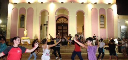 """Una multitud acompañó la """"Serenata a San José"""""""