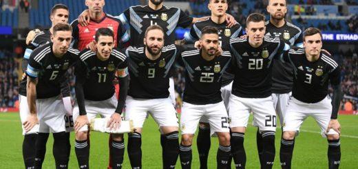 Amistoso Internacional: Argentina e Italia ya juegan en Manchester
