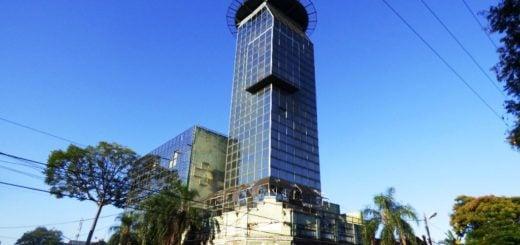 Proyectan construir una playa de estacionamiento en la Torre Marconi de Posadas