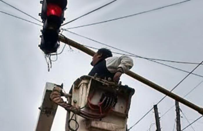 La totalidad de los semáforos posadeños pasará a ser LED