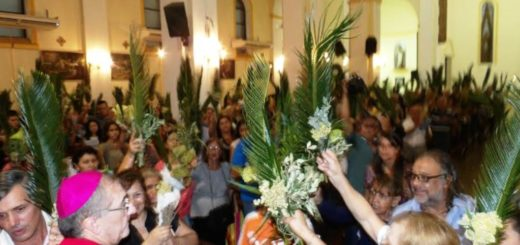 Hoy se celebra el Domingo de Ramos y comienza la Semana Santa: mirá los horarios de las actividades en la Diócesis de Posadas