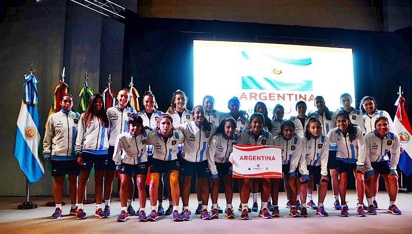 Fútbol femenino: con la posadeña Milagros Otazú, la Selección Argentina debuta hoy en el Sudamericano Sub 17
