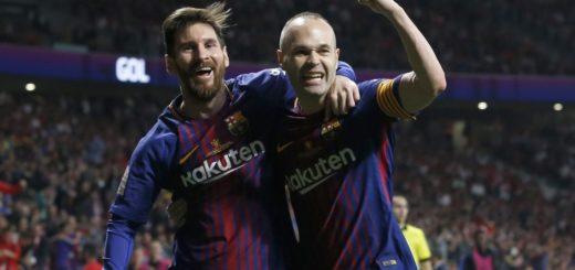 El primer título del año: Barcelona aplastó a Sevilla y se quedó con la Copa del Rey