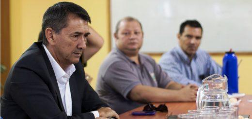 """En la antesala del Día del Trabajador, el ministro Agulla recalcó """"el interés constante"""" del gobierno por generar empleo"""